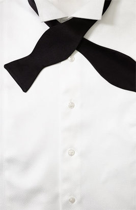 Men's David Donahue Bow Self-Tied Tie $55 thestylecure.com