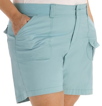 Lee blitz cargo shorts - women's plus