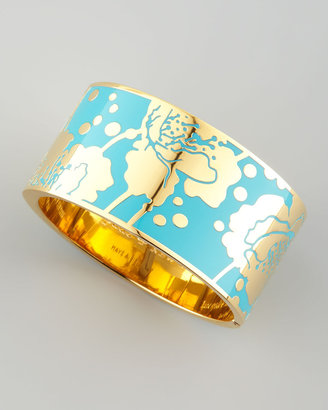 Kate Spade Florence Broadhurst Have A Field Day Bangle