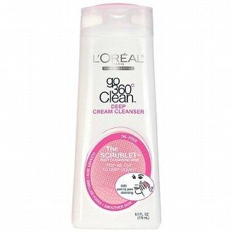 L'Oreal Go 360 Clean Deep Cream Cleanser
