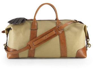 Polo Ralph Lauren Canvas Duffel Bag