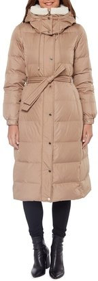 Heavyweight Belted Maxi Down Coat