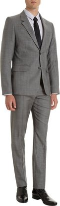 Alexander McQueen Two-Piece Prince of Wales Suit
