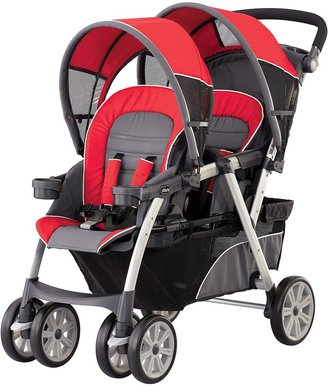 Chicco Cortina Together Double Stroller - Fuego
