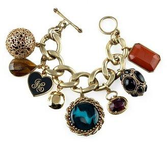 Juicy Couture B-La Dolce Vita Charm Bracelet