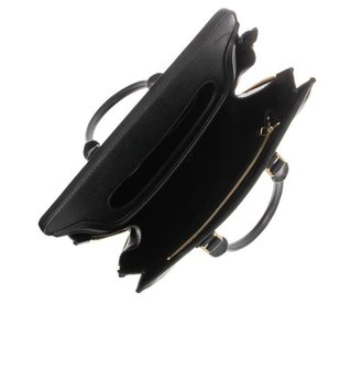 Alexander McQueen Heroine classic leather tote