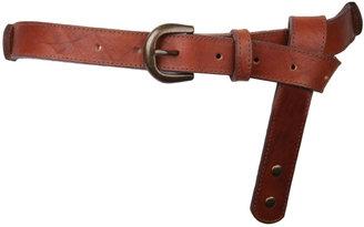 Asos Leather Boyfriend Waist Or Hip Belt