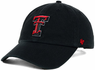 '47 Texas Tech Red Raiders Ncaa Clean-Up Cap