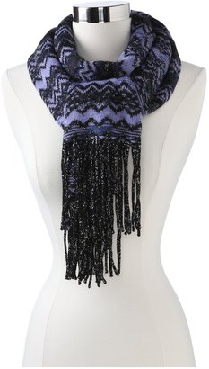 Missoni Mirra Scarf (Purple) - Accessories