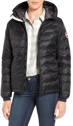 Women's Canada Goose Camp Down Jacket $550 thestylecure.com