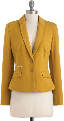All You Can Mustard Blazer