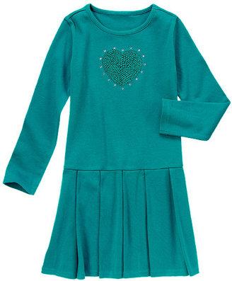 Gymboree Gem Sequin Heart Dress