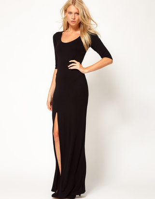 Love Maxi Dress with Side Split