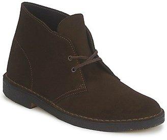 Clarks DESERT BOOT men's Mid Boots in Brown