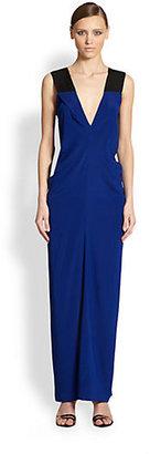 Zero Maria Cornejo Silk Exia Dress
