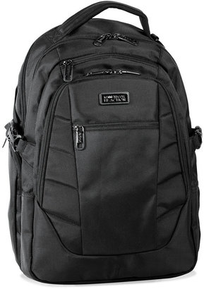 Kenneth Cole Reaction Double Gusset Backpack with Computer Case