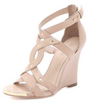 Pour La Victoire Valen Wedge Sandals