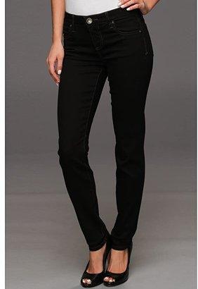 KUT from the Kloth Diana Skinny in Black (Black) Women's Jeans