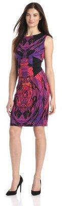Jax Women's Print Dress