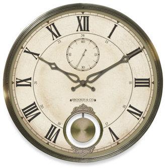 Bed Bath & Beyond Brooks Pendulum Clock