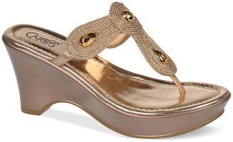 Carlos by Carlos Santana Shoes, Kona Evening Sandals