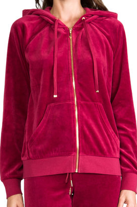 Juicy Couture J Bling Relaxed Hoodie