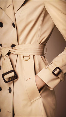 Burberry The Sandringham - Mid-Length Heritage Trench Coat