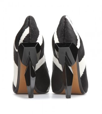Fendi Calf hair pumps