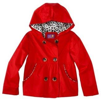 Pink Platinum Infant Toddler Girls' Trench Coat