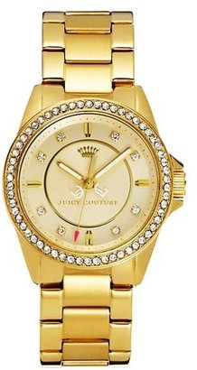 Juicy Couture Stella Gold Watch
