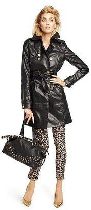 Glam Rock Bedford Leather Satchel
