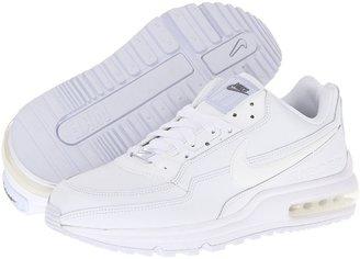 Nike Air Max LTD (White/Metallic Silver/White) - Footwear