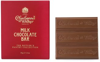 Charbonnel et Walker Milk Chocolate Butler Bar 80g