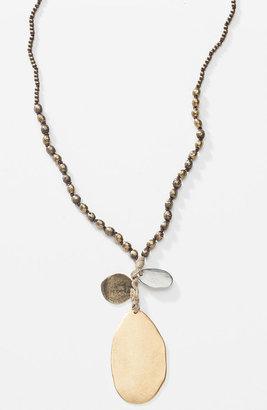J. Jill Sahara pendant necklace