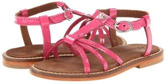 Armani Junior TE507 AT (Toddler/Little Kid) (Pink) - Footwear