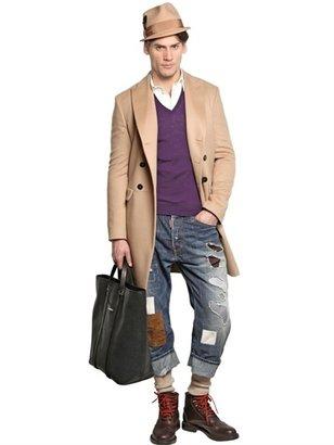 DSquared Big Dean's Bro. Mississippi Denim Jeans