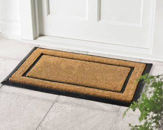 Williams-Sonoma Rubber & Coir Picture Frame Doormats
