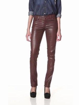 David Kahn Women's Nikki Straight Leg Jean