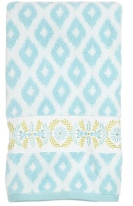 Dena Home Diamond Jacquard Fingertip Towel