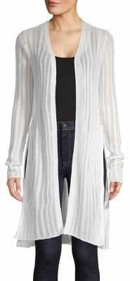 GUESS Christabel Tie-Front Cardigan
