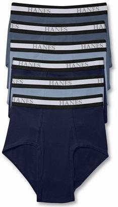 Hanes Platinum Men Underwear, Brief 6 Pack