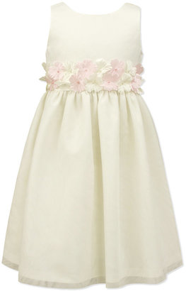 Jayne Copeland Floral Applique Flower Girl Dress, Toddler & Little Girls (2T-6X) $74 thestylecure.com