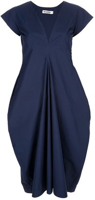 Jil Sander short-sleeved dress
