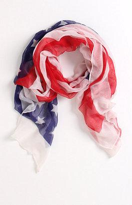 Kirra American Flag Scarf