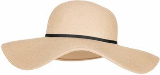 Topshop Wool Floppy Hat