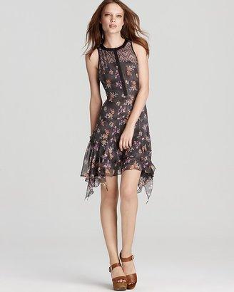 Rebecca Taylor Dress - Runway Henley