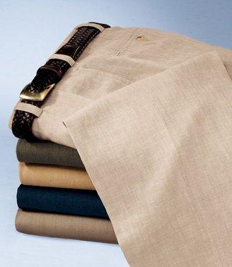 Jos. A. Bank Wrinkle-Resistant Linen Cuffed Pants