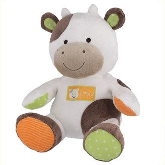 Carter's musical plush cow