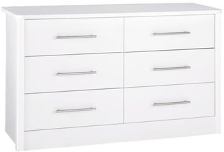 Consort Furniture Limited New Liberty 6-drawer Chest