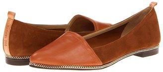 Rachel Zoe Taylor (Cognac/Cafe Calf Leather) - Footwear